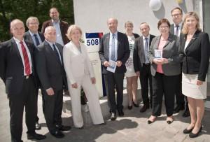 Eröffnung Geb 508 Lehr- und Lernklinik/ IZKS